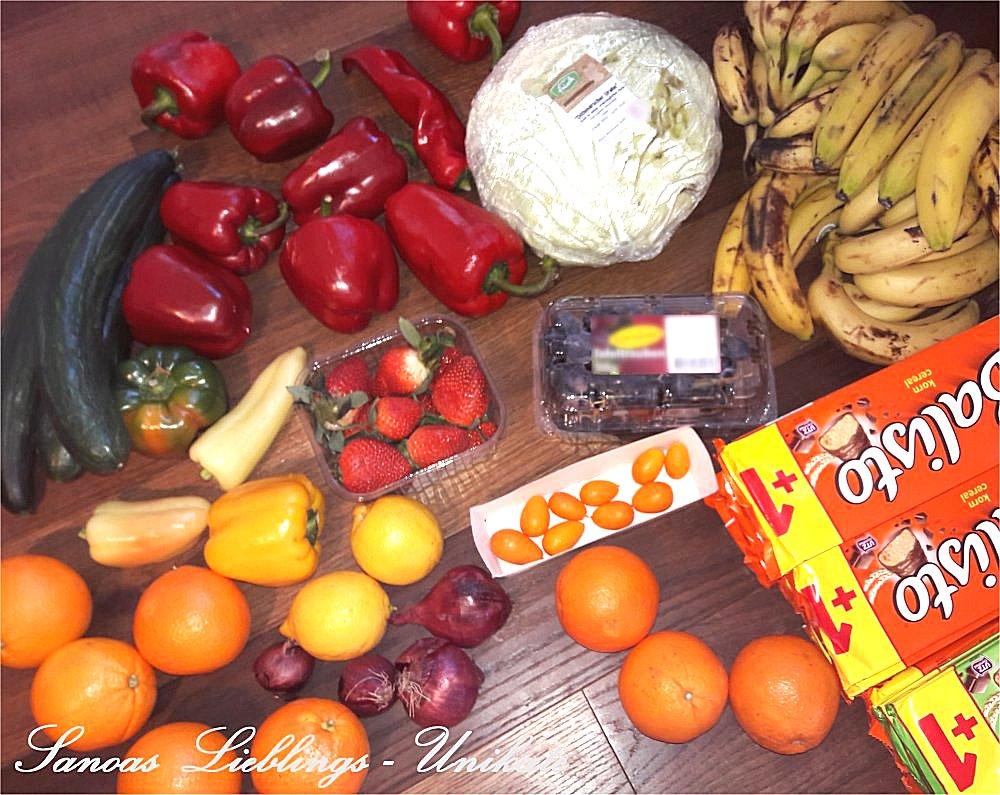 Liebevoll leben und lernen - Foodsharing Nahrungsmittel retten